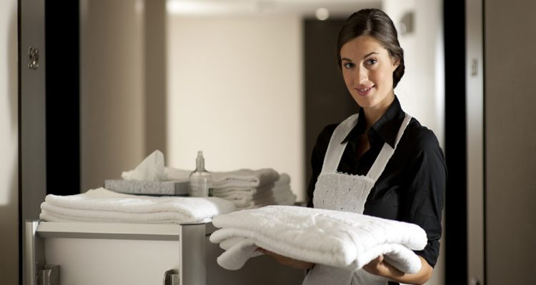 Westciti housekeeping facilities
