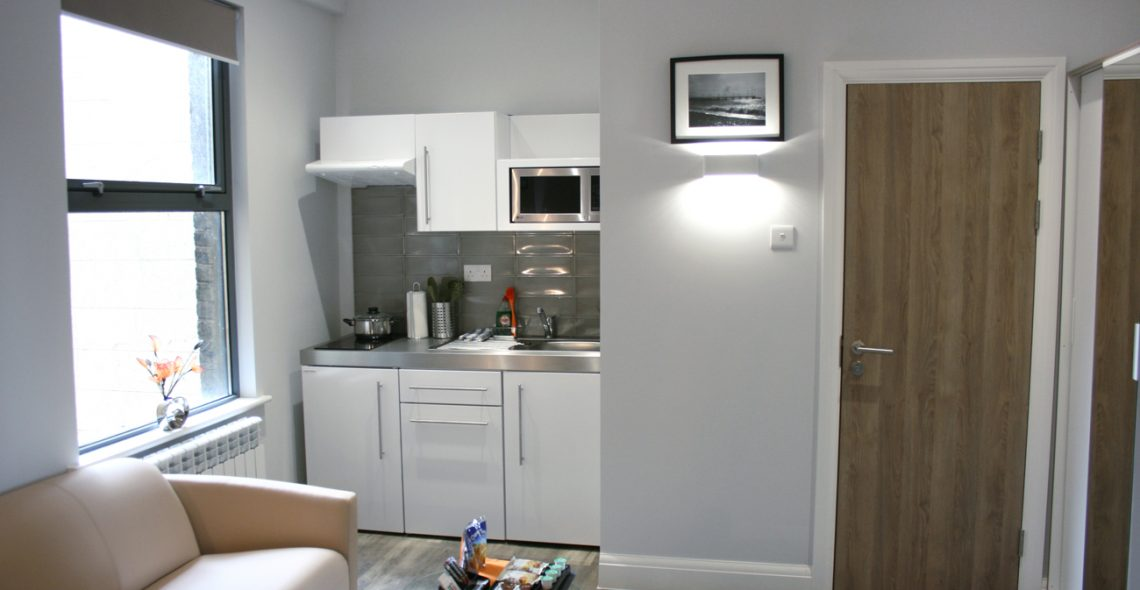 Coraco Apart Hotel Fully Equipped Mini-Kitchen