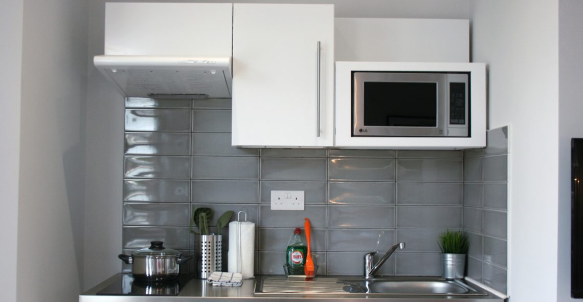 Coraco Fully Equipped Mini-Kitchen