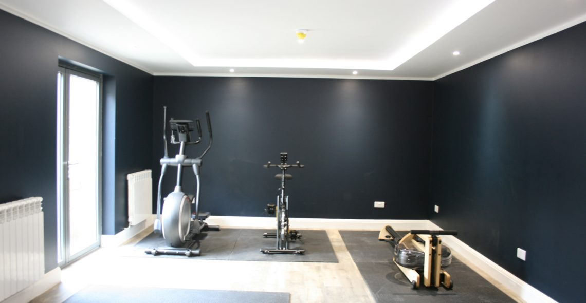 Westciti Caroco Aparthotel Fitness Center