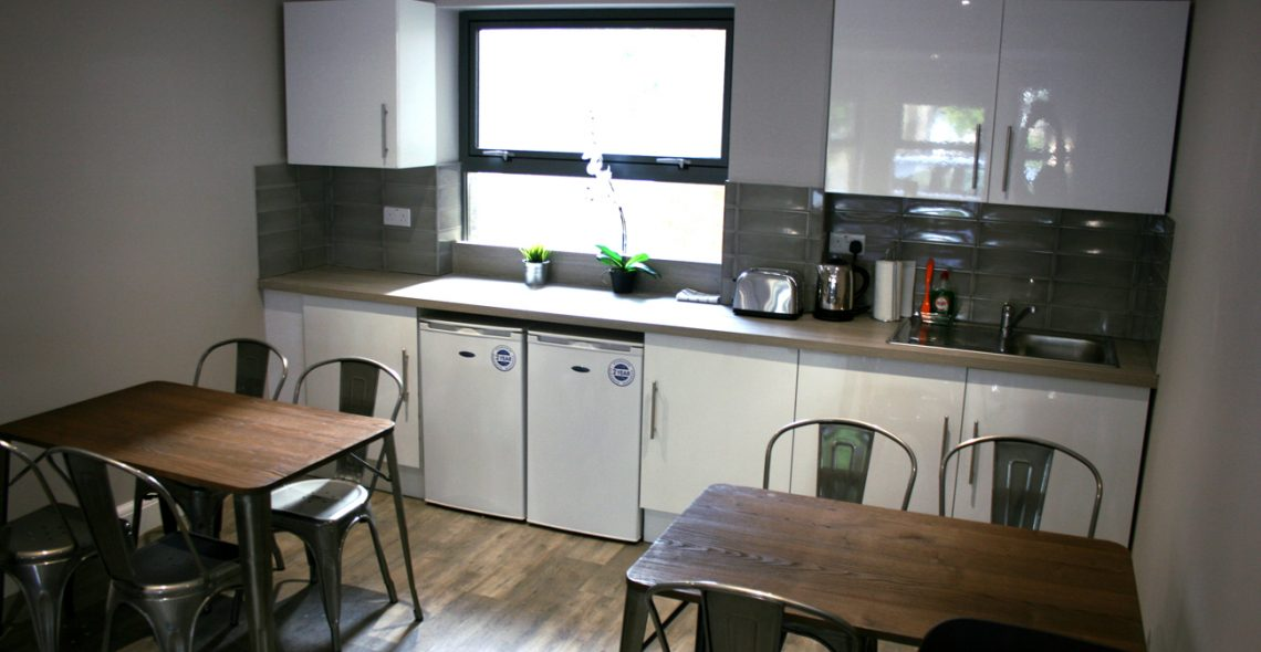 Westciti Coraco Fully Equipped Mini-Kitchen Area