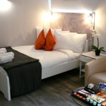Caroco Apart Hotel Sleeping Area